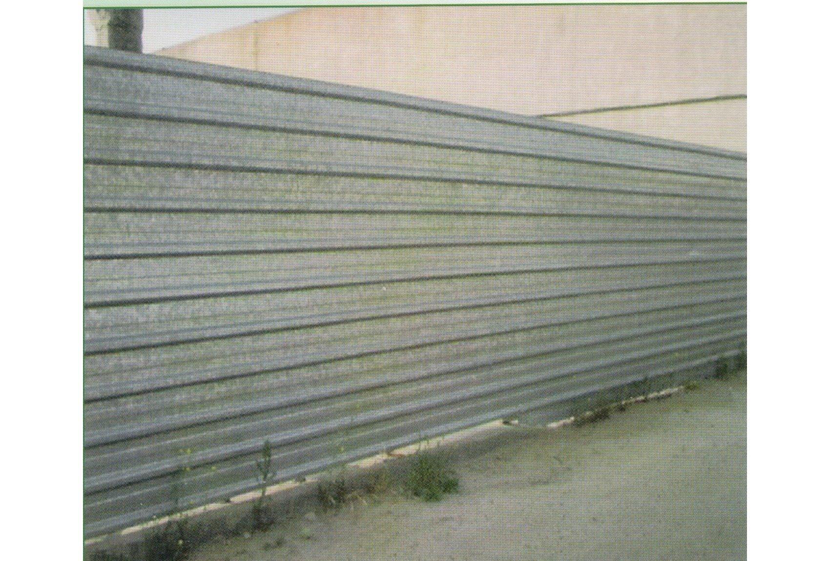 Vallas obra montaje de una de las vallas metalicas vallas - Vallas de obra ...